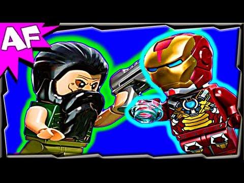 Vidéo LEGO Marvel Super Heroes 76008 : Iron Man contre le Mandarin : L'ultime combat