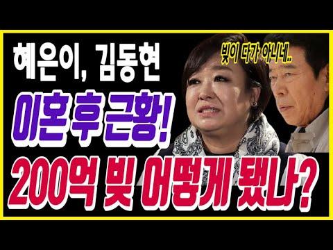 혜은이 김동현 이혼 후 근황! 200억 빚 어떻게 됐나?