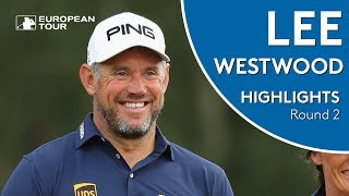 Lee Westwood Highlights   Round 3   2018 Made In Denmark