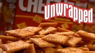 How Cheez-Its Are Made (from Unwrapped)   Unwrapped   Food Network