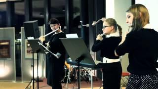preview picture of video 'PSM Jaworzno | Świąteczny Koncert w Bibliotece'