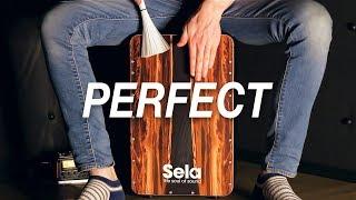 Cajon Lesson: How To Play Perfect On Cajon (Ed Sheeran)