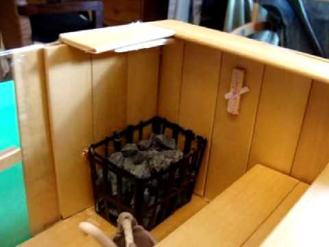 Thomas 50 Sauna HD