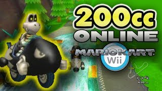 How To Unlock 200cc In Mario Kart Wii