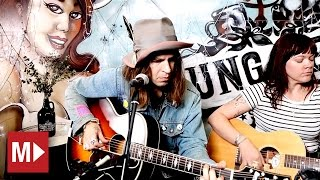 The Dandy Warhols - We Used To Be Friends (Acoustic Session)