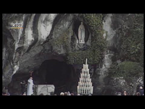Chapelet à Lourdes du 6 novembre 2019