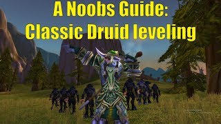 world of warcraft classic druid - TH-Clip