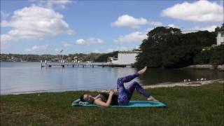 18 Min Pregnancy Pilates - First Trimester |Prenatal Pilates Strength (Gentle)