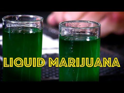 Liquid Marijuana Shot / Last Sunday Night Shooters