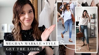 Get The Look: Meghan Markle Style For Everyday Life | By Erin Elizabeth