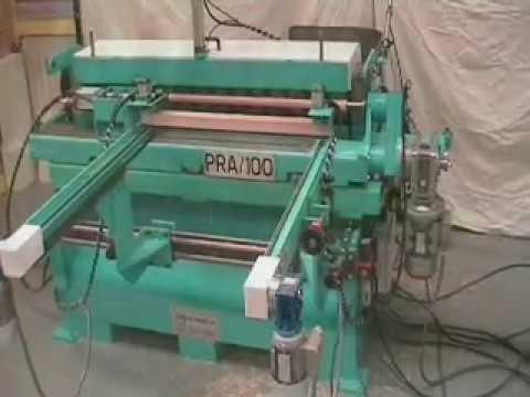 Автомат за фрезоване на дръжки и сапове