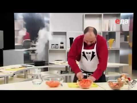 Как жарить мясо, чтобы оно было сочным / Мастер-класс от шеф-повара / Илья Лазерсон / Обед безбрачия