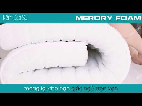 Nệm Memory Foam Chính Hãng - Chất Lượng