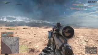 Longrange snaiping Battlefield 4