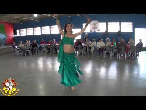 Dança do Ventre com Hanna Hadara em Juquitiba