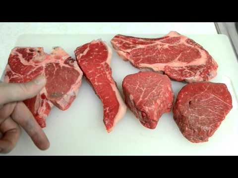 How to choose a steak Part 1