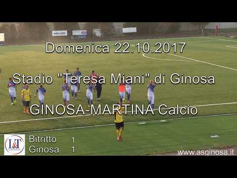 Preview video BITRITTO-GINOSA 1-1 Gara gestita e condizionata da una terna arbitrale incapace