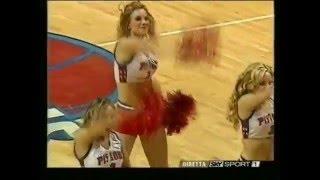 Finali NBA Pistons - Lakers gara 5 2004 Tranquillo Buffa