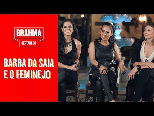 BARRA DA SAIA E O FEMINEJO