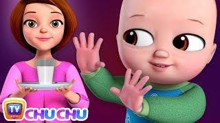 No No Milk Song - ChuChu TV Nursery Rhymes & Kids Songs