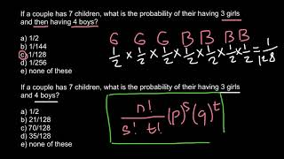 Two Types Of Probability Problems In Genetics You Must To Know