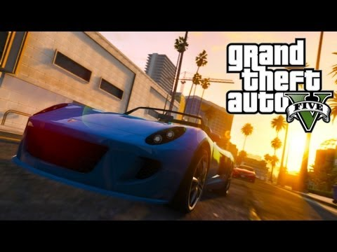 Grand Theft Auto V Walkthrough - PRISON GUARD!! (GTA 5 Mods PLAY AS