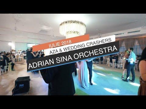 Adrian Sina & Aza & The Wedding Crashers – Mai frumoasa Video