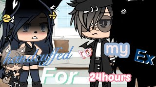 || handcuffed to my Ex for 24 hours || Noah PoV || Original || CrystalWolf31 ||