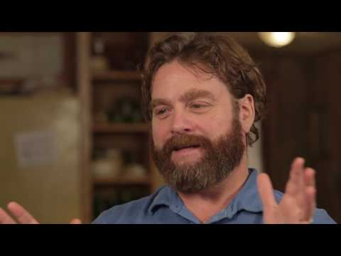Masterminds: Zach Galifianakis Behind the Scenes Movie Interview
