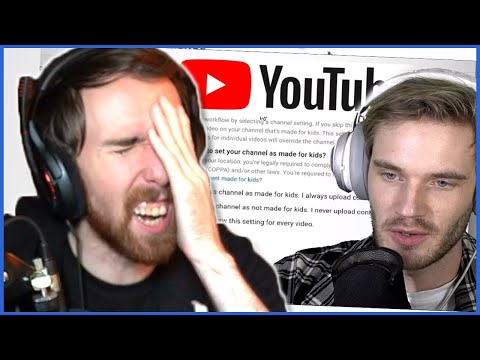 Asmongold Reacts to Pewdiepie: New YOUTUBE Apocalypse (Morgz is CANCELLED)