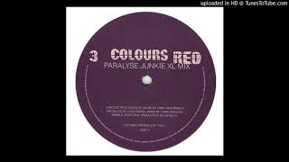 3 Colours Red - Paralyse (Junkie XL Vocal Remix)