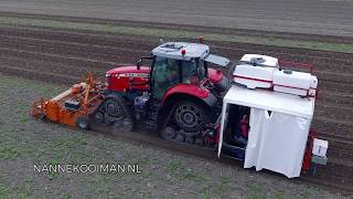 Ferrari Plantmachine | Mechanisatiebedrijf Nanne Kooiman | Product