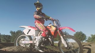 BTS: Ken Roczen Remakes SX Legend Jeremy McGrath's Iconic Scene From Terrafirma 2