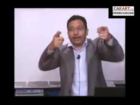 IPCC Accounts video classes by CA Parveen Sharma on AS 2(part 1 )