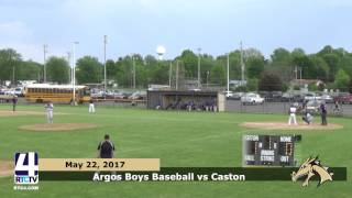 AHS Baseball vs Caston