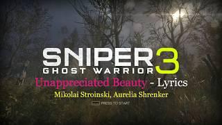 Sniper ghost warrior 3 song lyrics - Unappreciated Beauty | Mikolai Stroinski, Aurelia Shrenker