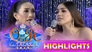 It's Showtime Miss Q and A:  Jasmine Sangel Montemayor vs. Anne Patricia Lorenzo | Resbek Day 1
