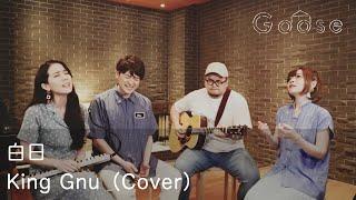 白日/King Gnu(Cover)