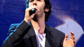 "Josh Groban - Live ""War at Home"" - Philadelphia  7-29-2011 MVI_0103.MOV"