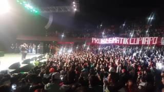10 de Julio 2016 Concierto en Caupolican #Juankaupolikan