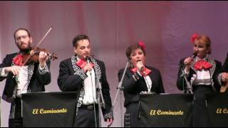 Mariachi El Caminante Dni mexickej kultúry 2017   výber 2