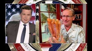 Cejrowski z marchewką w Minęła 20 + BONUS 2018/06/07 TVP INFO