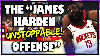 NBA 2k20 - UNSTOPPABLE 5 Out Freelance Offense (MyTeam + Play Now Online)