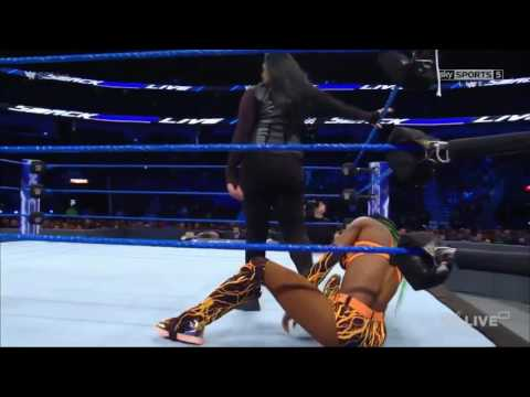 Hip Attack on Naomi