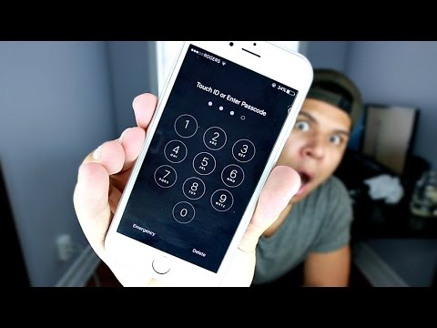 How to Unlock ANY iPhone Without the Passcode