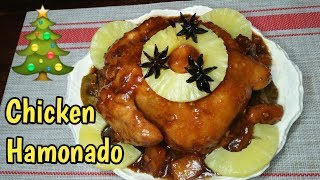 CHICKEN HAMONADO RECIPE