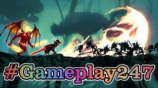 Stickman Legends: Shadow War Offline Fighting Game HD Android Gameplay