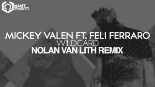 Mickey Valen - Wildcard (feat. Feli Ferraro) [Nolan van Lith Remix]