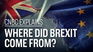 Where did Brexit come from? | CNBC Explains...