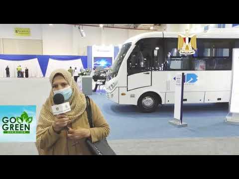 ردود افعال ايجابية لزوار المعرض الاول لتكنولوجيا تحويل واحلال المركبات للعمل بالطاقة النظيفة